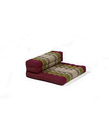 """Dhyana Floor Cushion, 24"""" x 20"""""""
