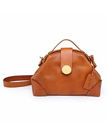 Gypsy Soul Leather Crossbody Bag