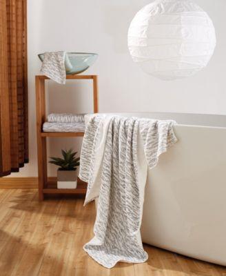 Cloud Print 100% Cotton Bath Towel
