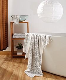 Cloud Print 100% Cotton Towel Collection