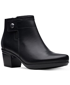 Women's Emslie Jada Leather Booties