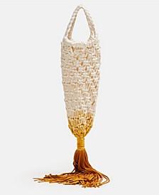 Tie-Dye Crochet Bag