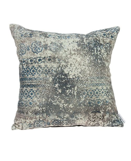 Parkland Collection Taaza Transitional Multicolor Pillow Cover with Polyester Insert