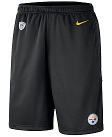 Nike Men's Pittsburgh Steelers Coaches Shorts