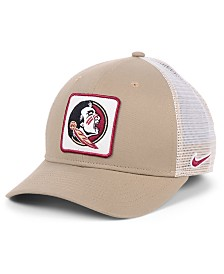 Nike Florida State Seminoles Patch Trucker Cap