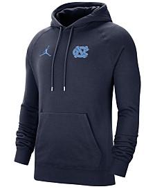 Jordan Men's North Carolina Tar Heels Travel Hooded Sweatshirt