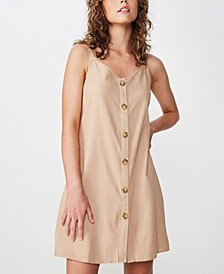 Woven Margot Slip Dress