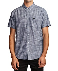 Men's Rvca Men'S Thatll Do Dobby Ss