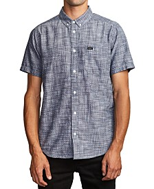 RVCA Men's Rvca Men'S Thatll Do Dobby Ss