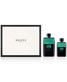 Gucci Men's 2-Pc. Guilty Black Eau de Toilette Gift Set