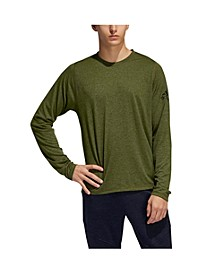 Men's Supportive Contoured Training Long Sleeve T-Shirt