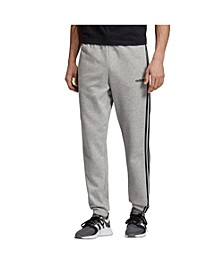 Men's Essentials 3-Stripes Tapered Pants