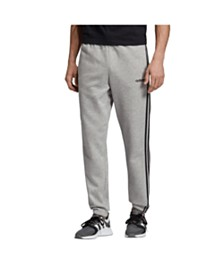 Adidas Men's Climalite 3 Stripe Tapered Pants