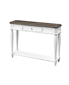 Cottage Row Console Table, Quick Ship