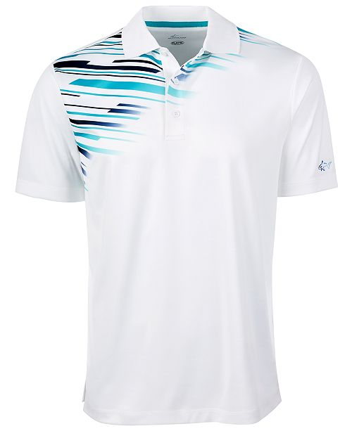 Greg Norman Men's Cooper Polo, Created for Macy's