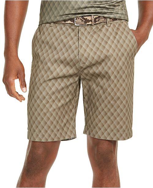 Tallia Men's Printed Stretch Shorts