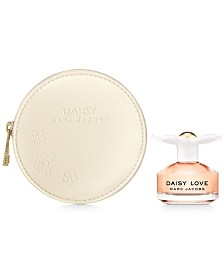Receive a Complimentary 2-Pc. gift with any large spray purchase from the MARC JACOBS Women's Daisy fragrance collection