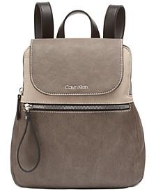 Elaine Flap Backpack