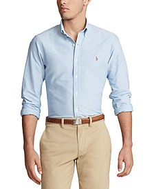 Men's Big & Tall Classic Fit Oxford Shirt