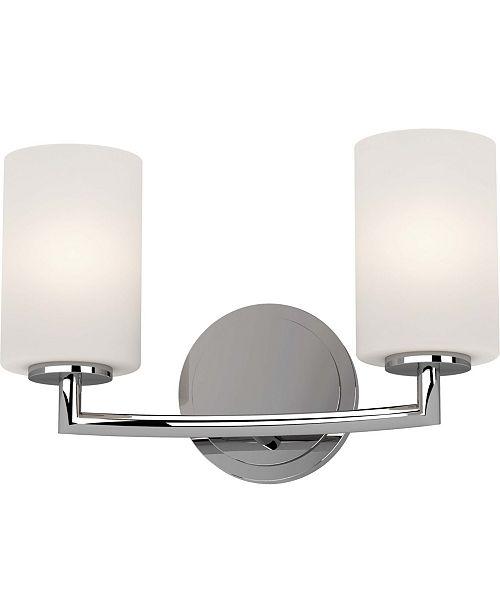 Volume Lighting Sharyn 2-Light Wall Sconce