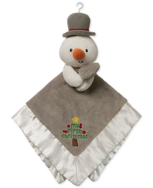 Gund® CLOSEOUT! Baby Boys or Girls My First Lovey Snowman