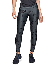 Under Armour HeatGear® Printed Leggings
