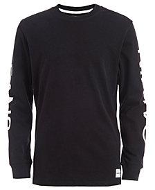 Calvin Klein Jeans Big Boys Trio Logo T-Shirt