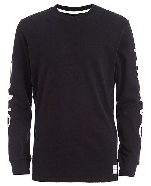 Calvin Klein Big Boys Trio Logo T-Shirt