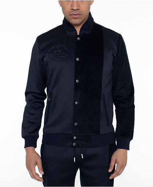 Sean John Men's Corduroy Jacket