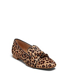 Holly Haircalf Loafers