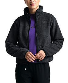 The North Face Women's Dunraven Sherpa Cropped Jacket