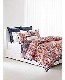 Tessa Floral King Duvet Set
