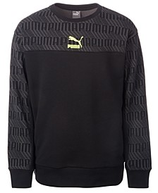 Big Boys Colorblocked Sweatshirt