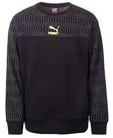 Big Boys Colorblocked Sweatshirt