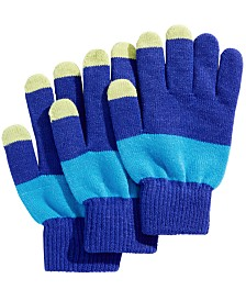 I.N.C. Pair +1 Tech Glove Set, Created For Macy's
