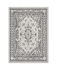 "Global Rug Design Loma LOM01 Gray 9'2"" x 12'5"" Area Rug"