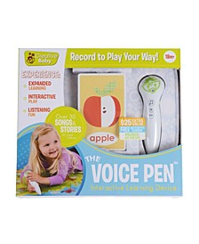 Interactive Voice Pen with Flash Cards