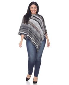 Poncho Women's Sweaters - Macy's