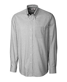 Men's Long Sleeve Tattersall Shirt