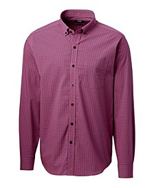 Men's Anchor Gingham Shirt