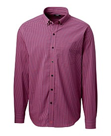 Cutter & Buck Men's Anchor Gingham