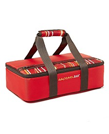 Rachael Ray Lasagna Lugger, Insulated Casserole Carrier for Potluck Parties, Picnics, Tailgates - Fits Baking Dish