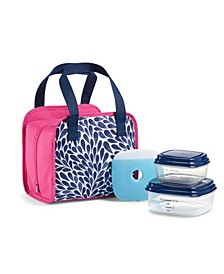 Pembroke Lunch Kit with BPA-Free Containers