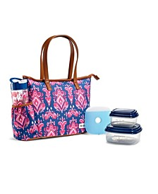 Scottsboro Insulated Lunch Bag Kit with BPA-Free Containers