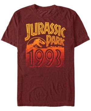 Men's Retro Logo 1993 Short Sleeve T-Shirt