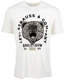 Men's Bear Graphic T-Shirt