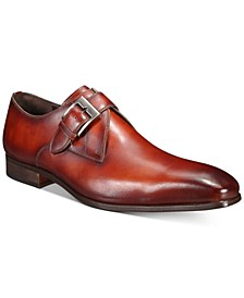 Men's Monk-Strap Dress Shoes