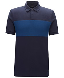 BOSS Men's Place 35 Slim-Fit Polo Shirt