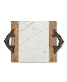 The GG Collection Antiquity Collection Medium Cutting/Serving Board
