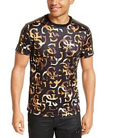 Men's Quattro Perforated T-Shirt
